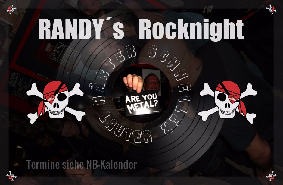 Randy´s Rocknight